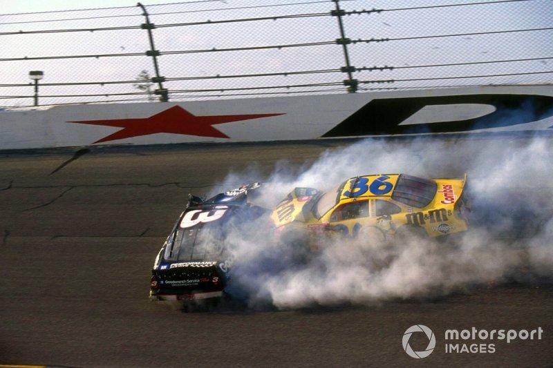 Dale Earnhardt's fatal crash