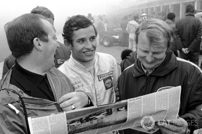 33: Jacky Ickx, Ferrari