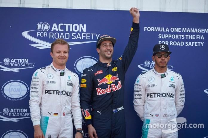 97: Daniel Ricciardo, Red Bull Racing