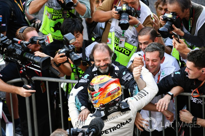 61 - Gran Premio de Japón 2017, Mercedes
