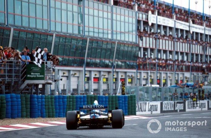 1995 Gran Premio de Francia