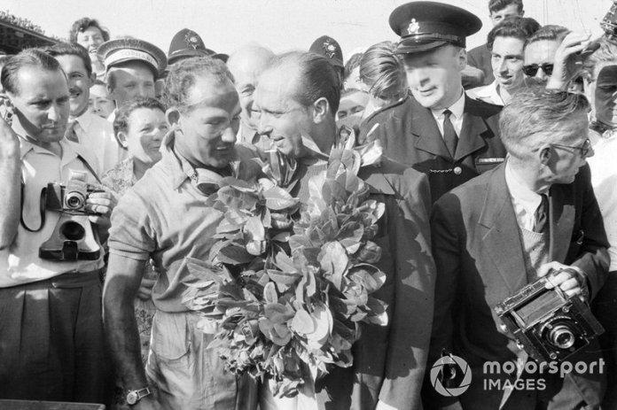 Campeón del Mundo en 1955