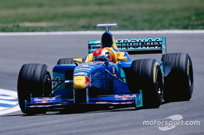 Johnny Herbert, Sauber C17 Petronas, 1998