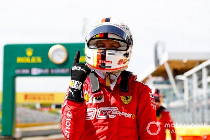 Canadá 2019: logra su undécima pole con la Scuderia, su primera de 2019.
