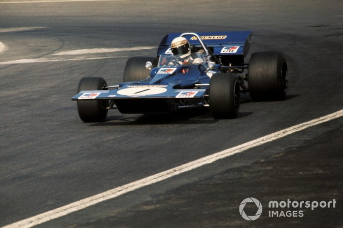 Tyrrell 001 (1970-71)