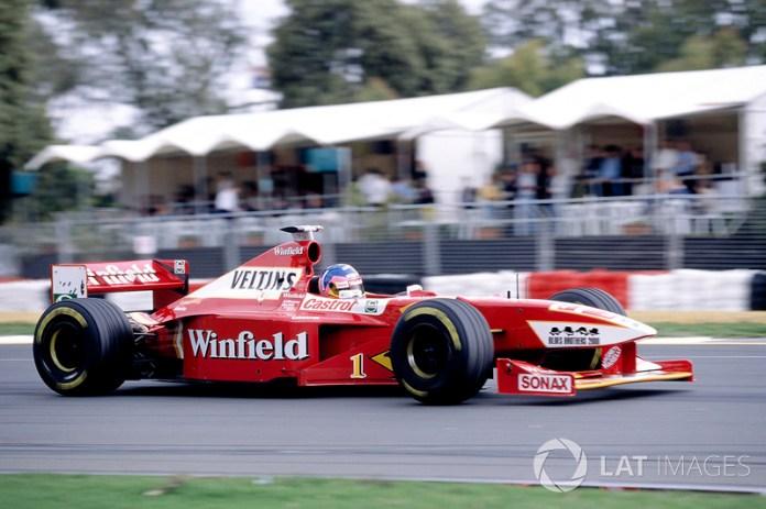 1998: Williams-Mecachrome FW20