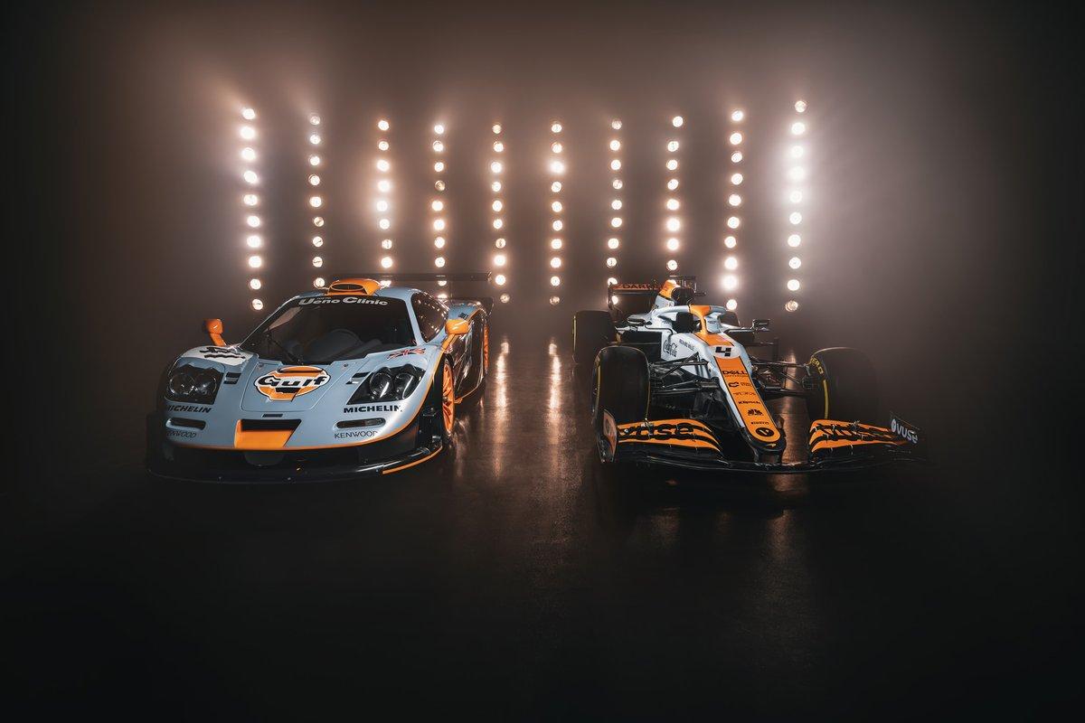 picture Mclaren F1 Monaco Livery Wallpaper 4K motorsport com