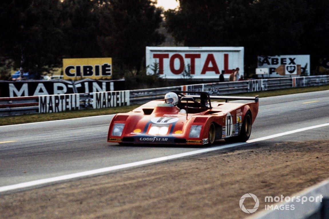 Tim Schenken, Carlos Reutemann, Ferrari SEFAC, Ferrari 312PB