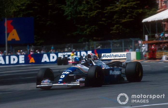 Damon Hill, Williams FW16B