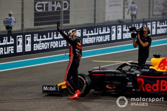 Max Verstappen, Red Bull Racing, 2ª posición
