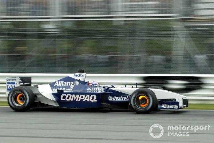 2002: Williams-BMW FW24