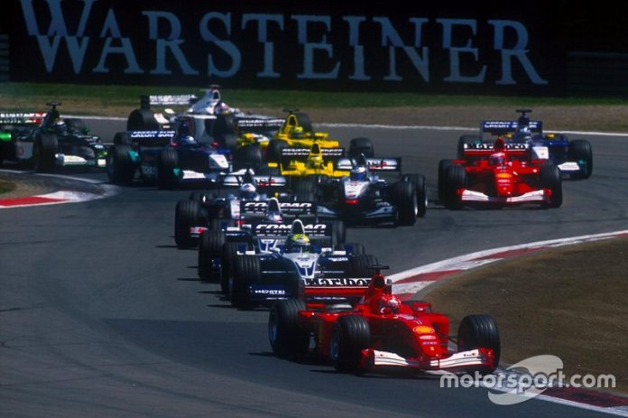 2001 Gran Premio de Europa