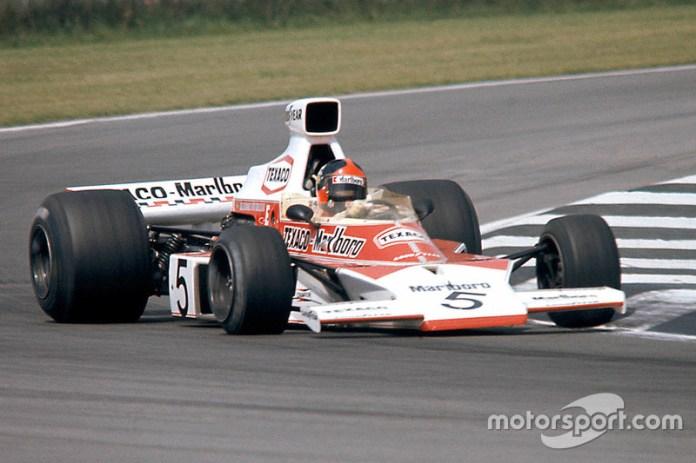 1973-1978: McLaren-Ford M23