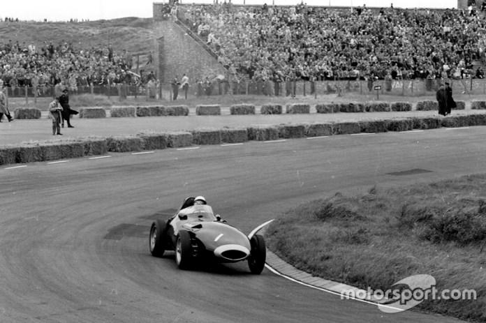 Stirling Moss, Cooper-Climax, GP de Holanda de 1958