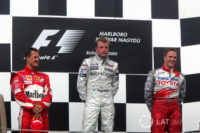 GP de Hungría 2005