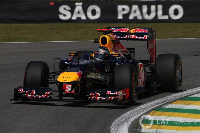 2012: Red-Bull-Renault RB8