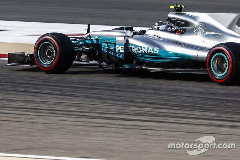 Valtteri Bottas Mercedes AMG F1 W08  Formula 1 foto