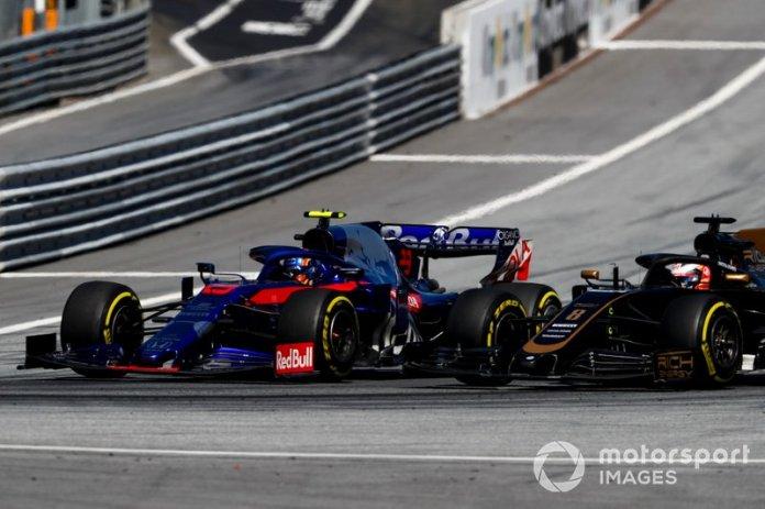 15° en el GP de Austria