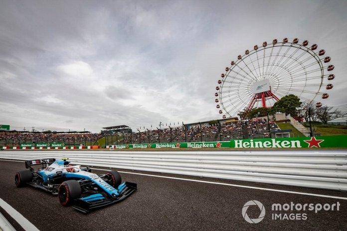 19 - Robert Kubica, Williams FW42