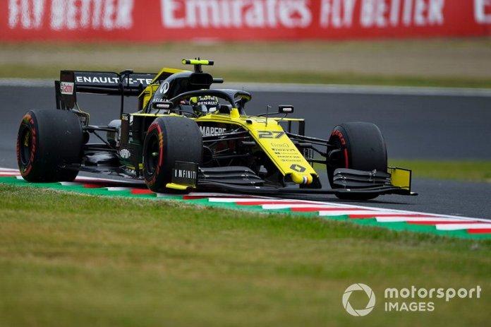18º Nico Hulkenberg, Renault F1 Team R.S. 19 (1:30.334)