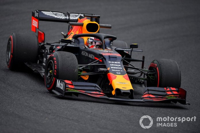 20 - Max Verstappen, Red Bull Racing RB15
