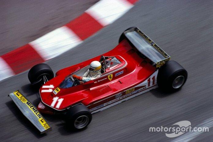 Ferrari 312T4 - 6 victorias