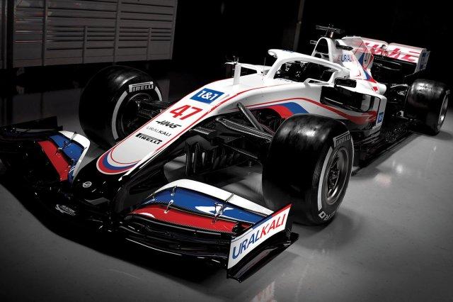 Haas presenta el F1 de Mick Schumacher y Mazepin para 2021