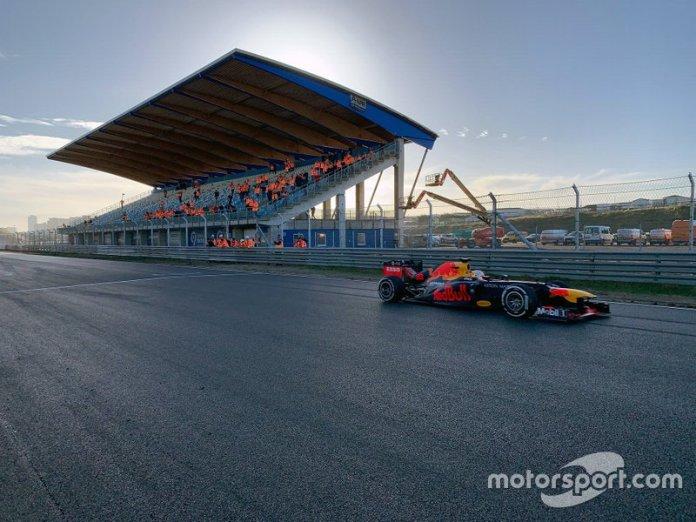 Max Verstappen, Red Bull RB8