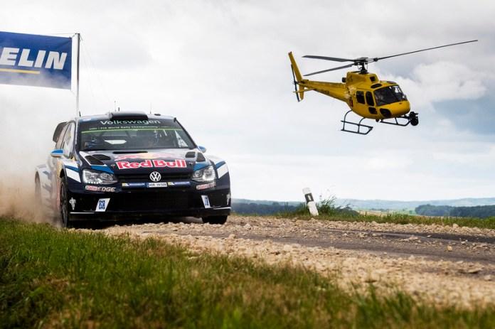 WRC-Rally de China 2016