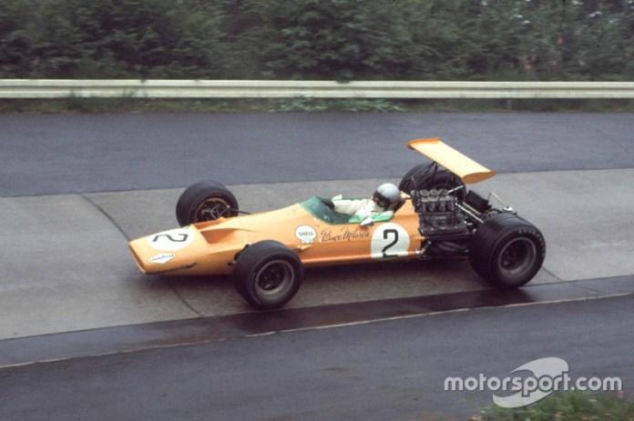 1968-1970: McLaren-Ford M7A