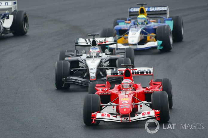 =12: Rubens Barrichello, 51
