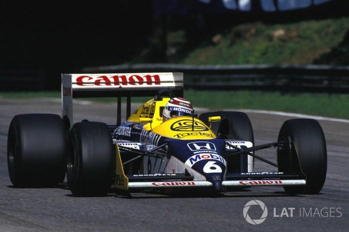 1987 (Nelson Piquet, Williams-Honda FW11B)