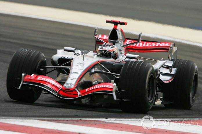 2006: McLaren-Mercedes MP4-21