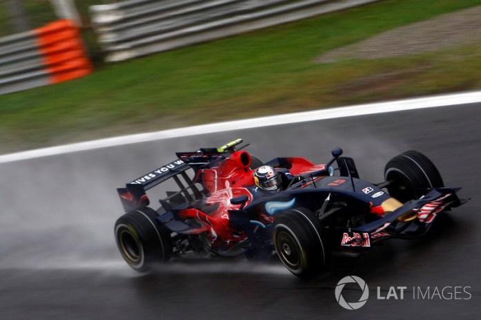 92: Sebastian Vettel, Toro Rosso STR03