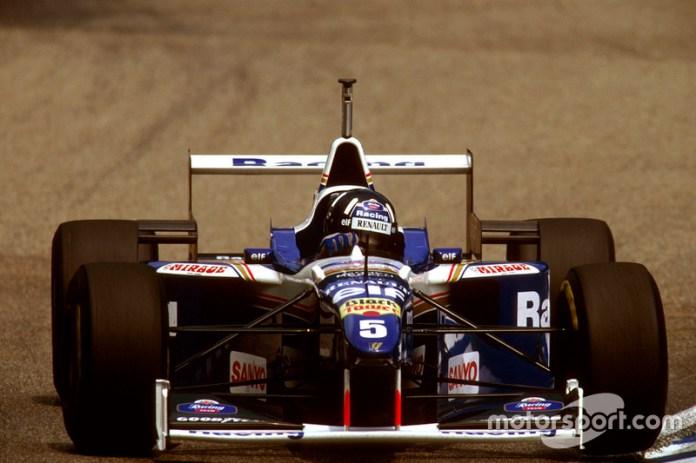 GP de Alemania de 1996
