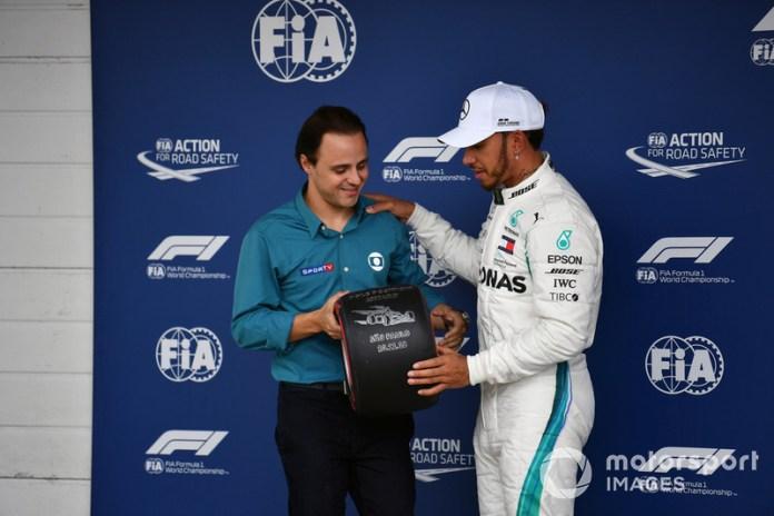 2018 - Lewis Hamilton, Mercedes AMG F1