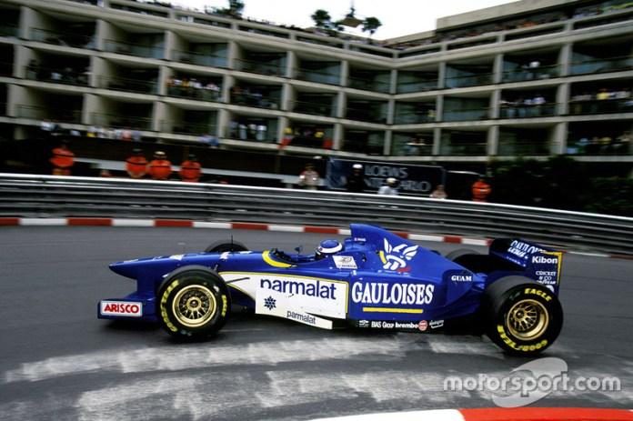 Ligier JS43 (1996)