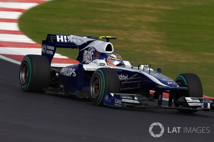 2010: Williams-Cosworth FW32