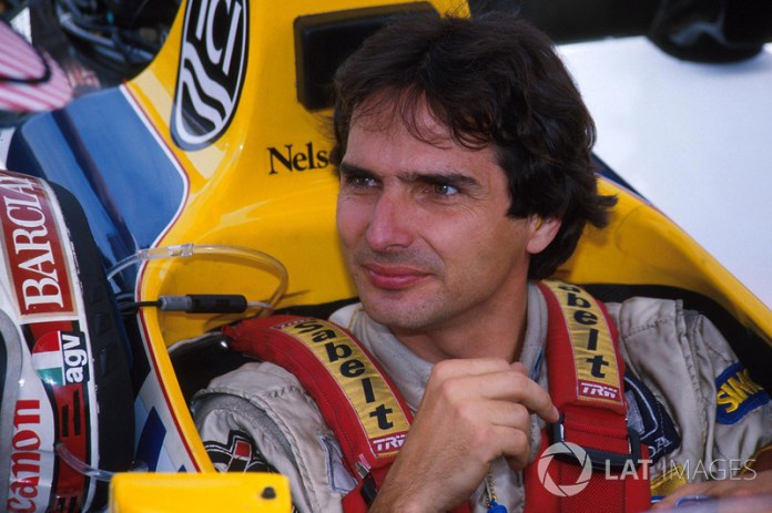 """""""Me muero de miedo arriba del auto, pero siempre salgo a ganar"""". Nelson Piquet"""