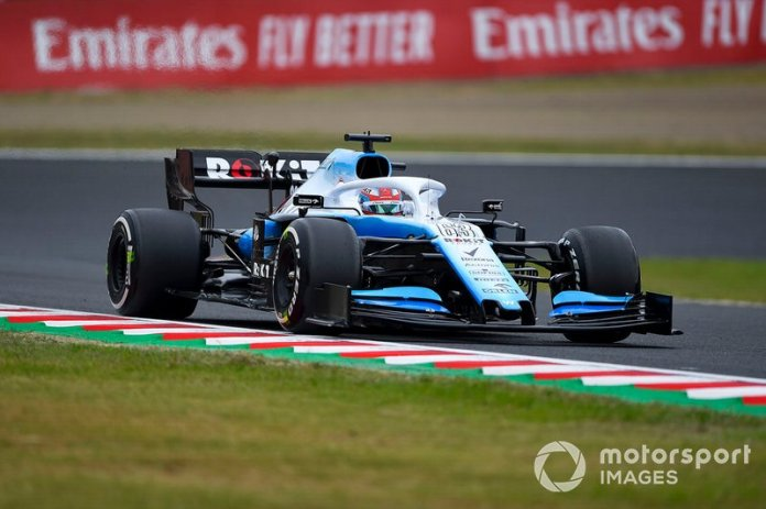 18 - George Russell, Williams Racing FW42