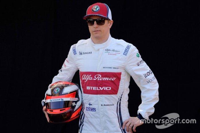 Kimi Raikkonen (confirmado para 2020)