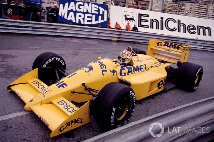 Lotus 100T Honda (1988)
