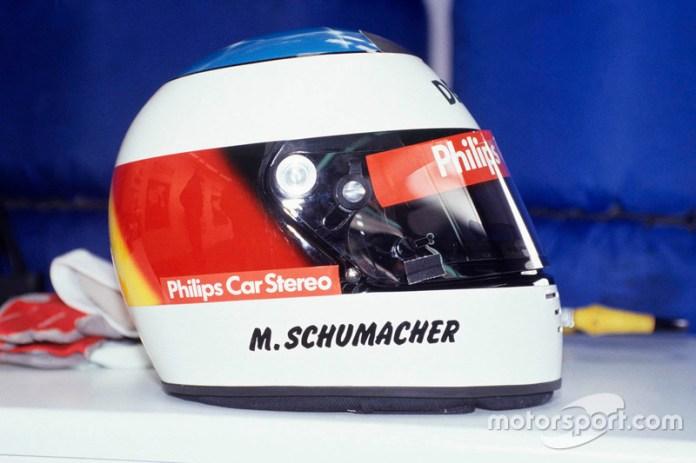 1991: debut de Schumacher con Jordan
