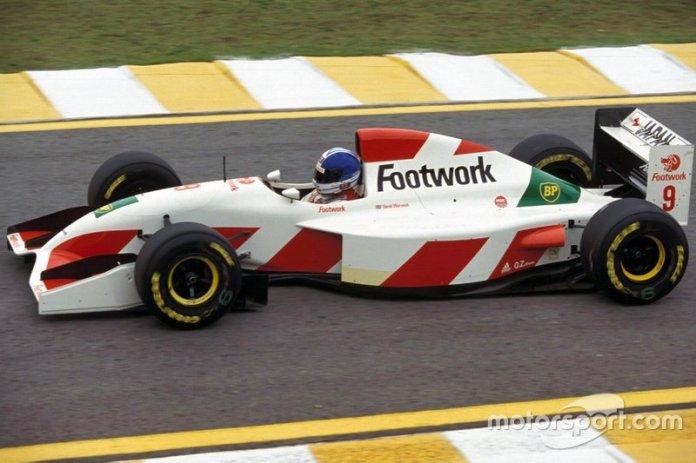 Footwork FA13B (1993)