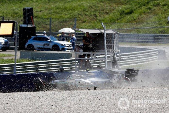 Valtteri Bottas - Práctica libre 2 GP de Austria