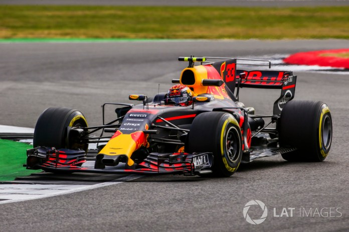 2017: Red-Bull-Renault RB13