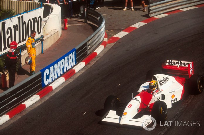 1993 GP de Mónaco