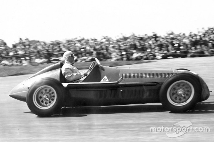 Giuseppe Farina, Alfa Romeo 158