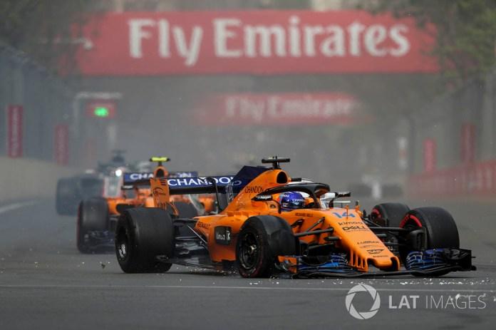 GP de Azerbaiyán 2018