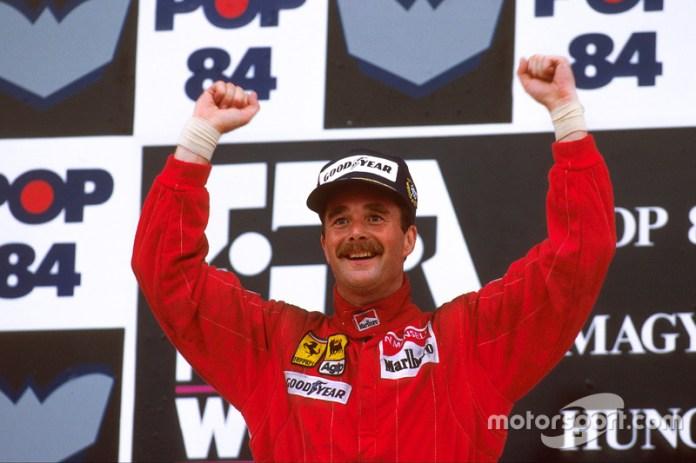 Nigel Mansell (3 victorias)